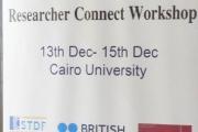 Researcher  Connect Workshop