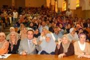 ندوة للتوعية بالواجب الوطنى وأهمية المشاركة فى الانتخابات