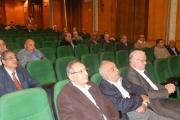 لقاء السيد عميد الكلية مع السادة أعضاء هيئة التدريس المتفرغين